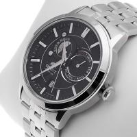 Orient FET0P002B0 Contemporary Sun and Moon zegarek męski klasyczny szafirowe