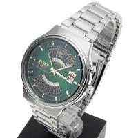 Orient FEU00002FW Contemporary klasyczny zegarek srebrny