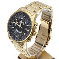 Orient FEU07001BX męski zegarek Sports bransoleta