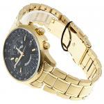 zegarek Orient FEU07001BX złoty Sports