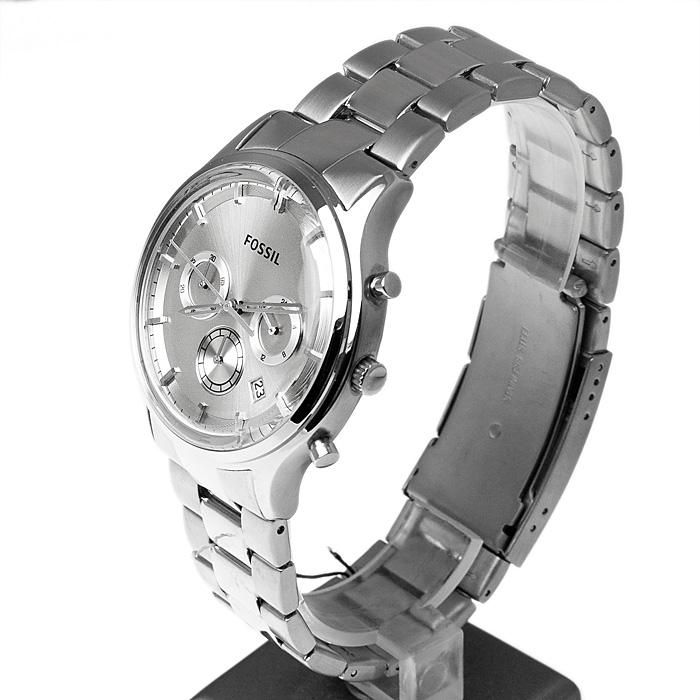 zegarek Fossil FS4669 męski z chronograf Wyprzedaż