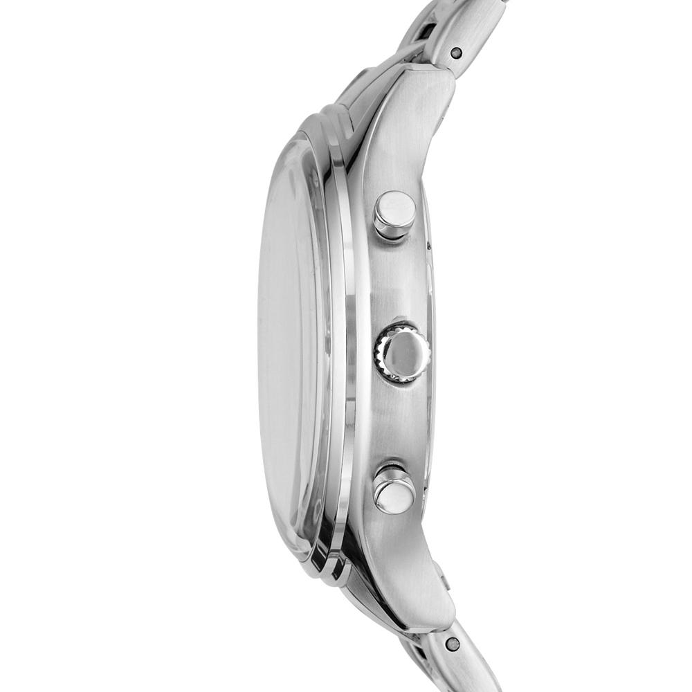zegarek Fossil FS4675 srebrny Mens Dress
