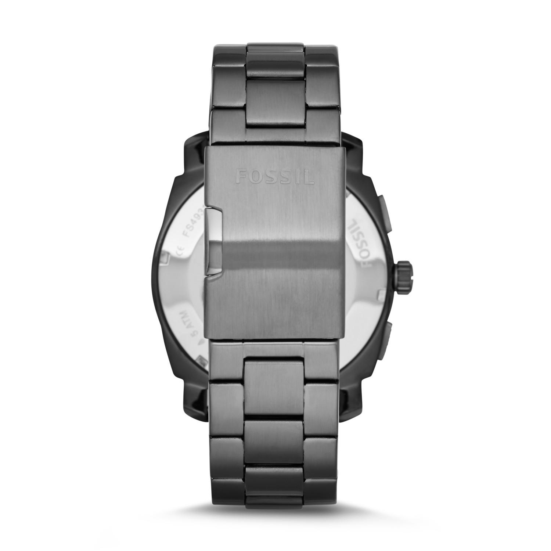zegarek Fossil FS4931 MACHINE męski z chronograf Machine