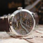 zegarek Fossil FS5122 srebrny Townsman