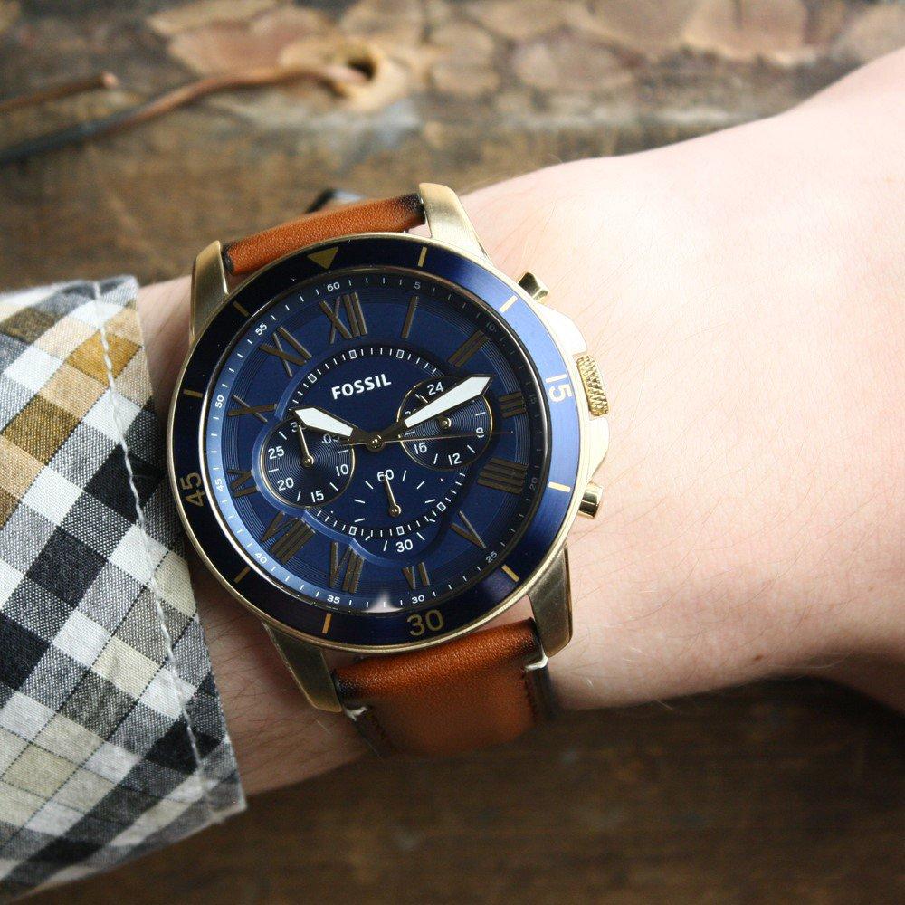 zegarek Fossil FS5268 GRANT SPORT męski z chronograf Grant