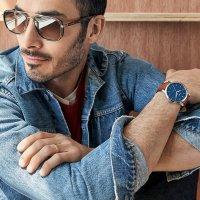 zegarek Fossil FS5304 srebrny The Minimalist