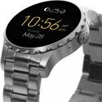 Fossil Smartwatch FTW2108 Fossil Q Q Marshal Smartwatch zegarek męski fashion/modowy mineralne