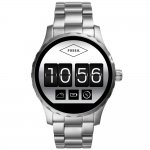Fossil Smartwatch FTW2109 Q Marshal Smartwatch Fossil Q fashion/modowy zegarek srebrny