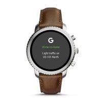 zegarek Fossil Smartwatch FTW4003 Gen 3 Smartwatch Q Explorist męski z krokomierz Fossil Q