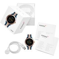 Fossil Smartwatch FTW6002 zegarek damski Fossil Q