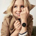 Fossil Smartwatch FTW6005 Fossil Q Gen 3 Smartwatch Q Venture zegarek damski fashion/modowy mineralne