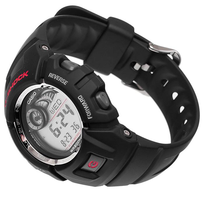zegarek G-Shock G-2900F-1VER czarny G-SHOCK Original