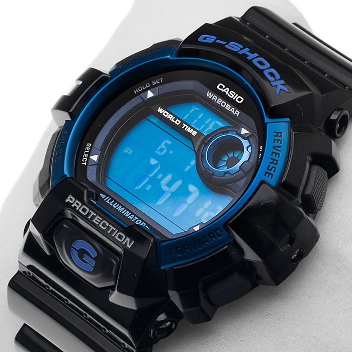 G-Shock G-8900A-1ER G-SHOCK Original zegarek męski sportowy mineralne