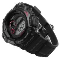 zegarek G-Shock G-9300-1ER MUDMAN męski z termometr G-SHOCK Master of G