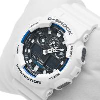 Zegarek męski Casio G-SHOCK g-shock original GA-100B-7AER - duże 2