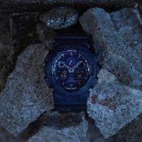 G-Shock GA-100CG-2AER zegarek męski G-SHOCK Style