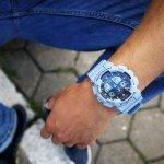 GA-100DE-2AER - zegarek męski - duże 8