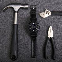 G-Shock GA-110BT-1AER męski zegarek G-SHOCK Specials pasek