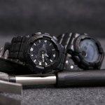 G-Shock GA-110BT-1AER BLACK OUT G-SHOCK Specials sportowy zegarek czarny