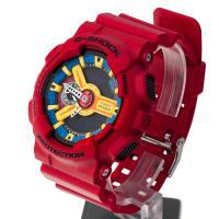G-Shock GA-110FC-1AER męski zegarek G-Shock pasek