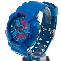 GA-110HC-2AER - zegarek męski - duże 5