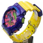 G-Shock GA-110HC-6AER G-Shock zegarek męski sportowy mineralne