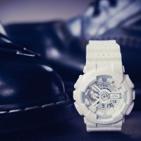 G-Shock GA-110LP-7AER męski zegarek G-SHOCK Original pasek