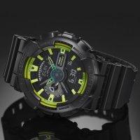 G-Shock GA-110LY-1AER męski zegarek G-SHOCK Original pasek