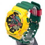 zegarek G-Shock GA-110RF-9AER żółty G-Shock