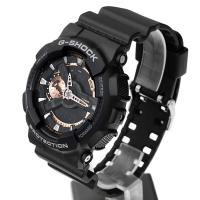 G-Shock GA-110RG-1AER G-SHOCK Style sportowy zegarek czarny