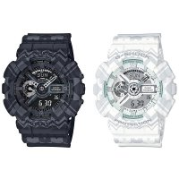 GA-110TP-1AER - zegarek męski - duże 5