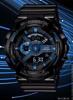 G-Shock GA-113B-1AER zegarek męski G-Shock