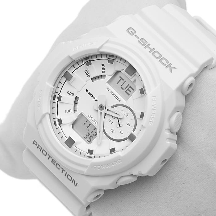 G-Shock GA-150-7AER G-Shock zegarek męski sportowy mineralne