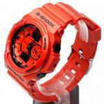 zegarek G-Shock GA-150A-4AER czerwony G-Shock