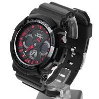 GA-200SH-1AER - zegarek męski - duże 5