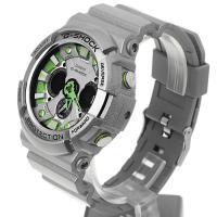 G-Shock GA-200SH-8AER męski zegarek G-Shock pasek