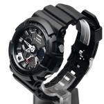 zegarek G-Shock GA-201-1AER czarny G-Shock