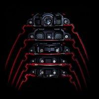 G-Shock GA-400HR-1AER męski zegarek G-SHOCK Original pasek