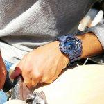 zegarek G-Shock GA-700DE-2AER niebieski G-SHOCK Style
