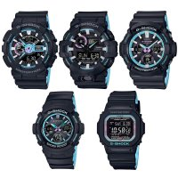G-Shock GA-700PC-1AER G-SHOCK Style Pearl Blue Neon Accent Collection zegarek męski sportowy mineralne