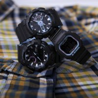 G-Shock GA-700PC-1AER Pearl Blue Neon Accent Collection G-SHOCK Style sportowy zegarek czarny