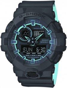 G-SHOCK GA-700SE-1A2ER-POWYSTAWOWY - zegarek męski