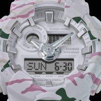 G-Shock GA-700SKZ-7AER męski zegarek G-Shock pasek