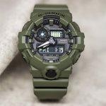 GA-700UC-3AER - zegarek męski - duże 4