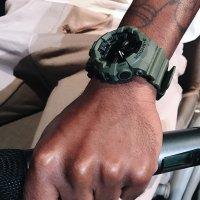 GA-700UC-3AER - zegarek męski - duże 5