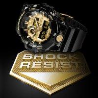 G-Shock GA-710GB-1AER męski zegarek G-SHOCK Style pasek