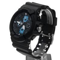 G-Shock GAC-100-1A2ER męski zegarek G-SHOCK Original pasek