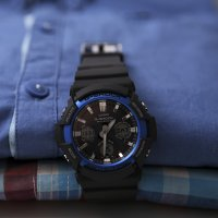 GAW-100B-1A2ER - zegarek męski - duże 5