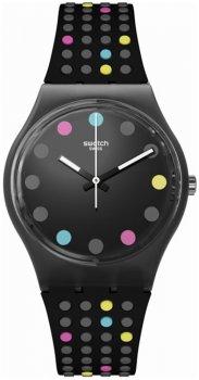 Swatch GB305-POWYSTAWOWY - zegarek damski