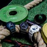 GBA-800-3AER - zegarek męski - duże 6